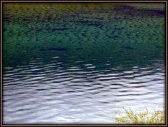 Yosikiのギャラリー: 大正池の水面