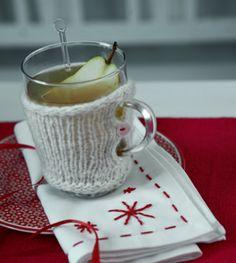 Birnen-Gewürz-Punsch - Gemütlicher Adventskaffee - [LIVING AT HOME]