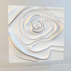 Rosendekor Source by The post Rosendekor appeared first on Love. Decorative Plaster, Plaster Art, Plaster Walls, Art Texture, Texture Painting, Diy Wall Decor, Art Decor, Decoration, Wall Sculptures