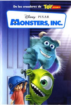 Monstruos SA #movies #cine #mosterssa