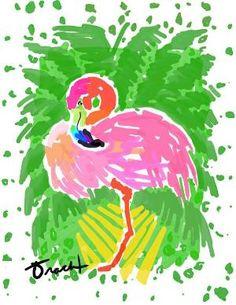 Flamingo by Sunshinegirl13