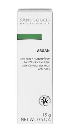 Sans Soucis Naturkosmetik Argan AntiWrinkle Eye Care >>> Learn more by visiting the image link. Uneven Skin, Anti Wrinkle, Facial, Moisturizer, Image Link, Skin Care, Learning, Tips, Eyes