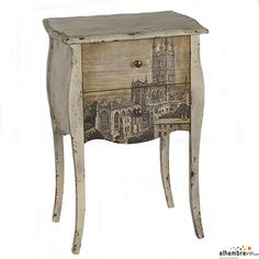 Best furniture collection for all styles – You make a house to be home with your furnitures Decoupage Furniture, Chalk Paint Furniture, Recycled Furniture, Art Furniture, Shabby Chic Furniture, Furniture Projects, Furniture Design, Furniture Collection, Discount Furniture