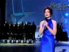 Gloria Estefan - Coming Out Of The Dark (The AMA's 1991) I remember when she made her comeback.  I bought this album as soon as it was released.  It was such an inspiration for me.