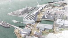 Portsmouth Historic Dockyard Architectural Competition