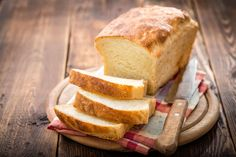 Margaret Prouse During these strange times, when the lucky ones of us are staying safely at home, many of us have taken up baking bread. Brown Bread Recipe, Best Toasts, Types Of Bread, Loaf Pan, Kefir, Melted Butter, Bread Baking, Bread Recipes, Banana Bread