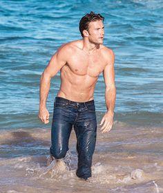 As mil faces de Marcela: Boy Magia da Semana: Scott Eastwood