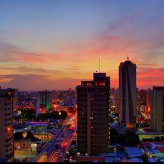 Maracaibo, Venezuela, one of the hotest (temp) cities I've ever been too!!!