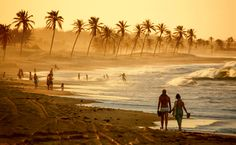 Cumbuco Beach, State of Ceará, BR (by Alex Uchoa).