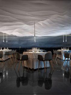 Restaurante Huarte (Pamplona, Spain), Europe Restaurant | Restaurant & Bar Design Awards #restaurantdesign