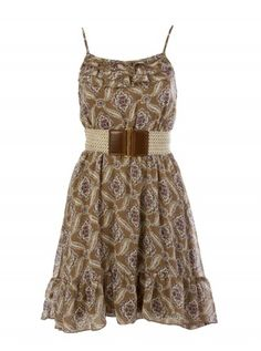 I'm thinking this dress to wear to a wedding this summer