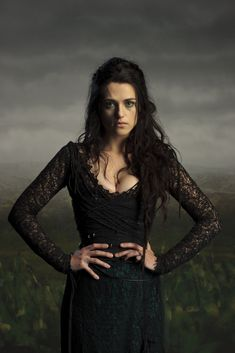 Evil Morgana, so sad that she turned :-(