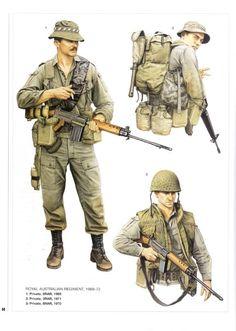 Military Guns, Military Photos, Military Art, Military History, Military Uniforms, Vietnam History, Vietnam War Photos, Soldier Drawing, British Army Uniform