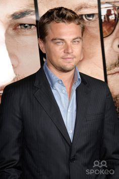 "Actor LEONARDO DICAPRIO at an industry screening for his movie ""The Departed"" at the Directors Guild of America, Los Angeles. October 5, 2006 Los Angeles, CA Picture: Paul Smith / Featureflash"