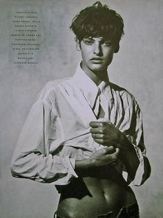 Linda Evangelista, Peter Lindbergh, Artistic Photography, Fashion Photo, Retro Fashion, Photos, Site Web, Runway Fashion, Fotografia