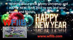 #WFIIB  MERRY CHRISTMAS  www.wfiib.com