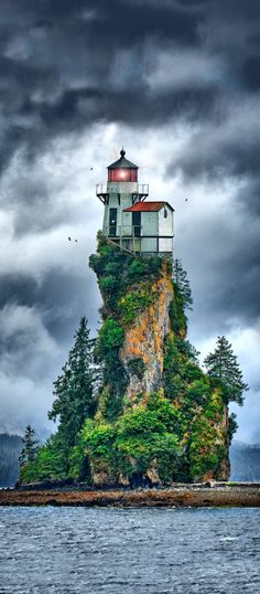 Lighthouse near by Boothbay harbor, Maine, USA #creativelolo#art#travel#photography#illustration#creative#design