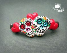 Image result for polymer clay halloween earrings tutorial