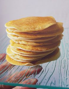 Healthy Breakfast Recipes, Healthy Recipes, Pancake Healthy, Pancake Light, Gluten, Cooking Tips, Biscuits, Brunch, Low Carb