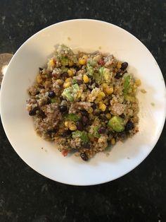 Tex-Mex Quinoa Bowl