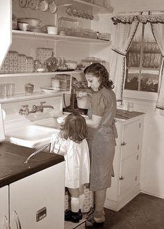 1942 Kitchen
