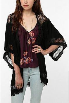 Reformed by the Reformation Ella Kimono Jacket - StyleSays