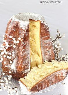 Cindystar: Sua maestà il Pand(e)oro! Best Italian Recipes, Sicilian Recipes, Italian Desserts, Favorite Recipes, Italian Cake, Italian Christmas Cake, Christmas Brunch, Wine Recipes, Cooking Recipes