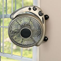 For our bathroom, we have no air circulation while getting ready....this will help!  ~Senae