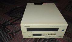 PANASONIC COMMERCIAL TIME LAPSE VIDEO CASSETTE RECORDER VCR AG-RT600P, GUC #2 #panasonic
