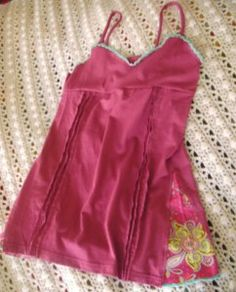 Anthropologie Inspired Camisole