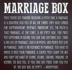 Quote & Saying About Dating Image Description The Marriage Box full of Love Dares Marriage Box, Marriage Prayer, Godly Marriage, Marriage Goals, Marriage Relationship, Love And Marriage, Strong Marriage Quotes, Quotes About Marriage, Christian Marriage Quotes