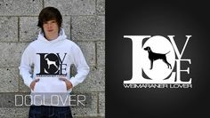 "<3 Dog Lover & Weimaraner Lover <3 ""Love …Weimaraner Lover"" Men and Women http://dog-lover.spreadshirt.it/love-weimaraner-I116929875  • Make your sweater unique • We make you wishes come true • Write to info@dog-lover.it • 11 languages website • We deliver all over the world!"