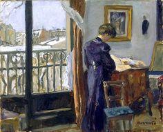Pierre Bonnard, Jour d'hiver, 1905