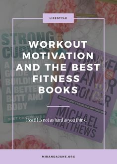 Find some workout motivation and read about my favourite fitness programs! They all include workout tips and workout plans.