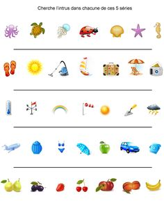 Jeux de l'intrus à imprimer Tangram, Hidden Pictures, Language Activities, Preschool Worksheets, Speech And Language, Speech Therapy, Homeschool, Crafts For Kids, Learning