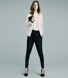 Kasia Struss for Zara Evening 2011 Lookbook