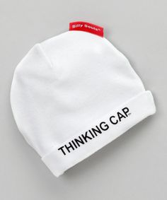 Made from snuggly soft cotton, this cheeky beanie beats chills and brings laughs. Pop it on to add a humorous touch to any ensemble.100% cottonMachine wash; tumble dryImported