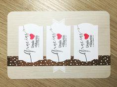 Etiquetas Rectangulares 06 #papeleriaboda #etiquetasboda #etiquetaspersonalizadas #bodaoriginal #boda #bodakraft #regalosinvitados #papeleria