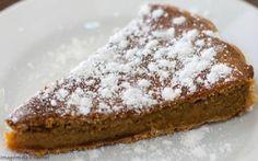 Receita de Tarte de Grão de Bico   Doces Regionais My Recipes, Sweet Recipes, Cake Recipes, Favorite Recipes, Portuguese Desserts, Portuguese Recipes, Portuguese Food, Sweet Pie, Brownie Cake