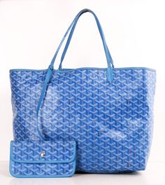 Goyard -Paris Saint Louis Tote-so lightweight and comfortable to carry!