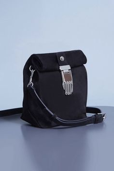 OPENING CEREMONY ATHENA SUEDE SMALL LUNCH BAG $ 375
