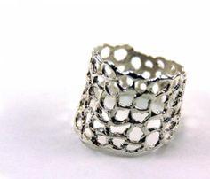 plata de 1º ley anillo plata 925 cera perdida,fundicion