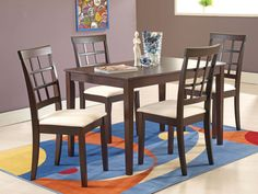 Very Simple Dining Table