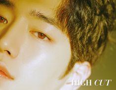 """Seo Kang Joon, who is set to play the lead in the upcoming drama """"Are You Human?"""" has a pictorial for High Cut Vol. Seo Kang Joon, Kang Jun, Park Seo Joon, Gong Seung Yeon, Seung Hwan, Joon Hyung, Hyung Sik, Asian Actors, Korean Actors"""