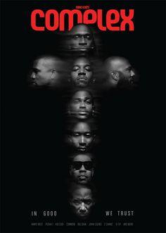G.O.O.D. Music: New Religion. Ft. Kanye, Common, Q-Tip, John Legend, Big Sean, Kid Cudi & more.