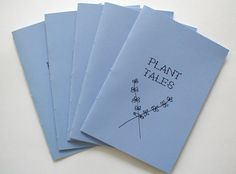 Plant Tales Zine by ReenaMakwana on Etsy, £1.50