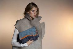 Georgina Skalidi Clutch Bags, Blanket, Clutch Purse, Blankets, Cover, Comforters, Clutch Bag