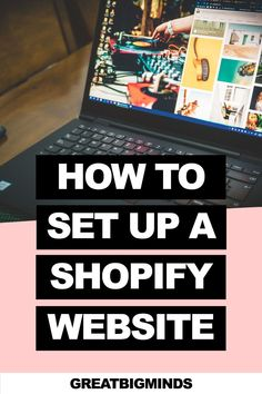 Learn how to set up a Shopify store in 10 easy steps. By the end of this step by step tutorial, you would have learned how to start Shopify store step by step from the ground up today. Read more inside. #shopify #shopifyforbeginners #shopifytips #shopifystore #onlinestore Boutique Stores, Tips, Easy, Clothing Boutiques, Counseling