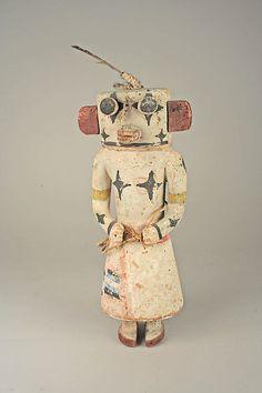 Traditional Hopi Art (Kachina)
