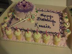 pirate sheet cakes for kids Treasure Chest Birthday Cakes Half